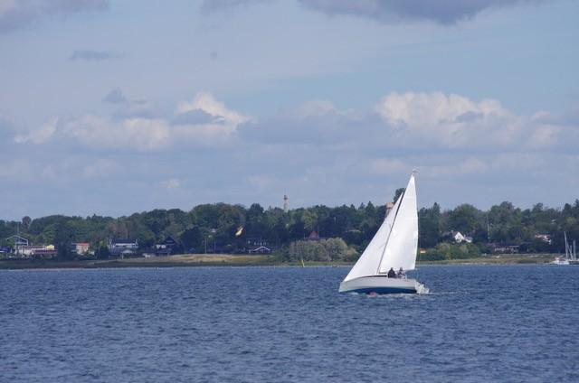 BS750 segelnd