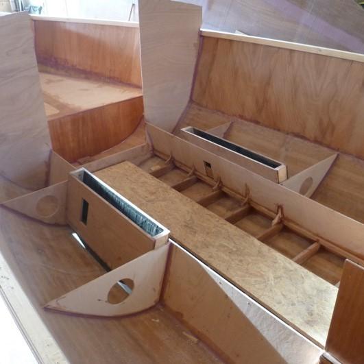 Nachhaltiger Bootsbau